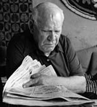 Eric Hoffer in the Old San Francisco Library